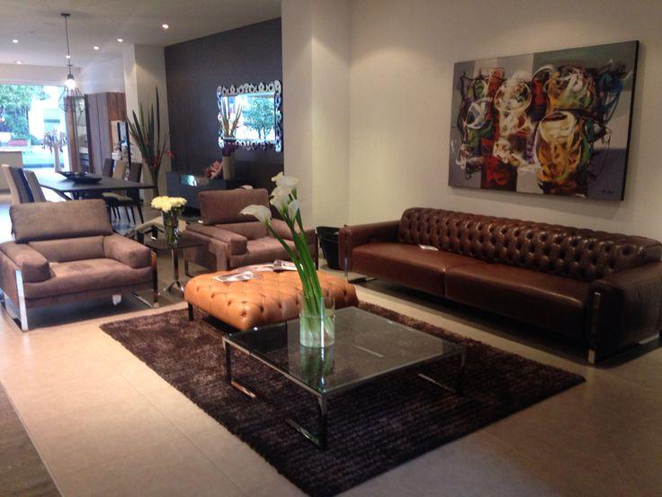 Diseño, elegancia, confort. Calia italia en Atelier Casa #livingroom #caliaitalia #italiandesign #ateliercasa
