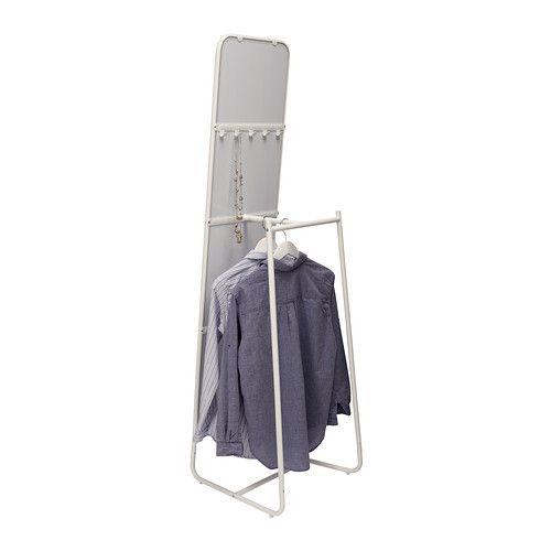 Les 25 meilleures id es de la cat gorie accessoires de chambre de dortoir sur pinterest for Ikea miroir sur pied
