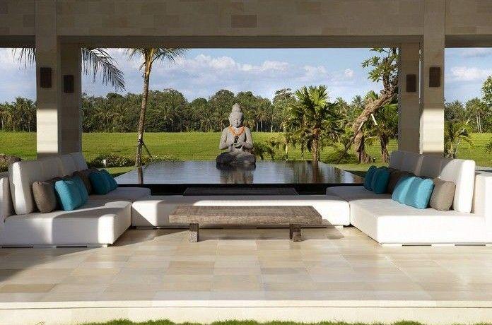 Villa Babar Living