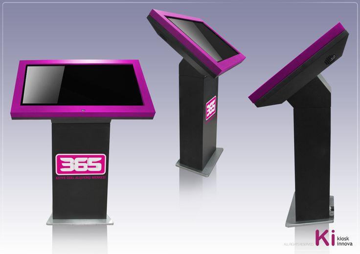 365 AVM için Touchdeskler...