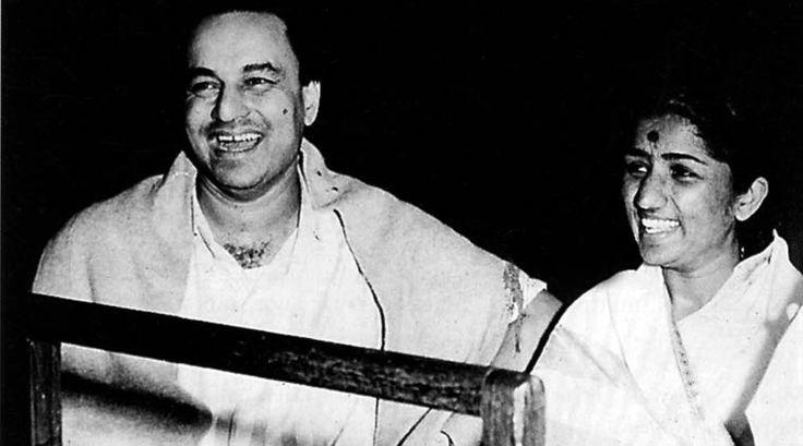 Lata Mangeshkar, Mukesh,
