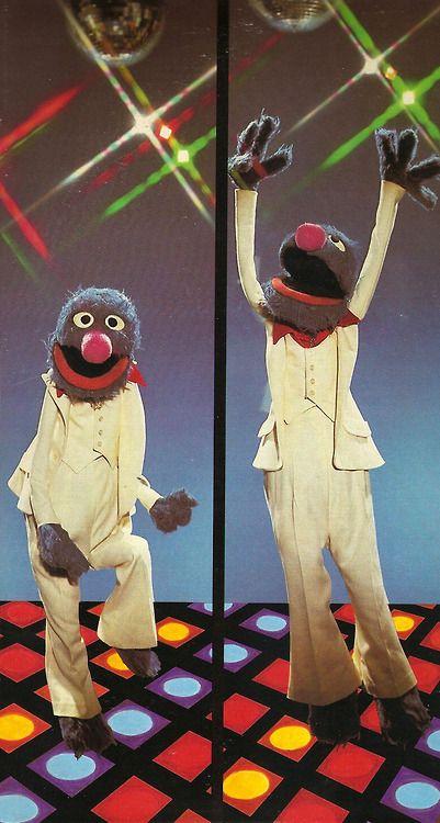 Sesame Street Fever, 1978