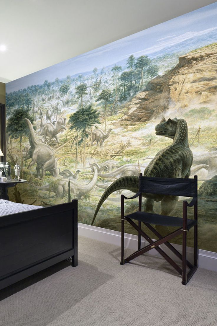 8 best natural history museum dinosaur wall murals images on dinosaurs herd wall mural from our natural history museum collection amipublicfo Image collections