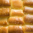 Parker House Rolls. FANTASTIC. Chilled in the fridge for 14+ hours