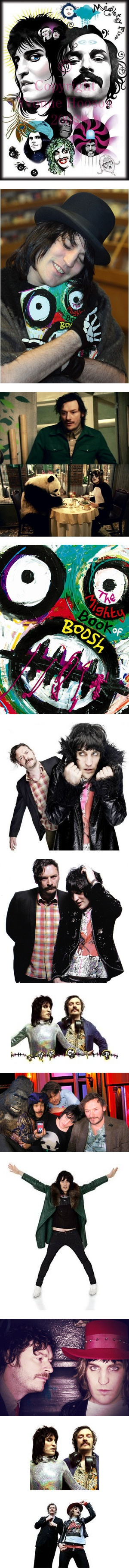 """""""The Mighty Boosh"""" by foreverbroken ❤ liked on Polyvore"""