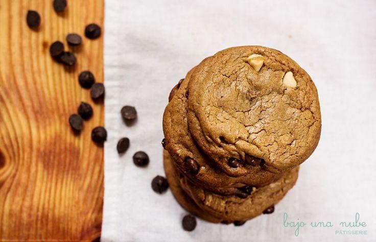 cookies de mantequilla marrón y melaza principal
