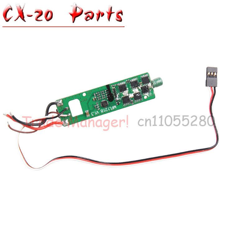 ==> [Free Shipping] Buy Best Free shipping CX-20 Axis UAV 2.4Ghz Pathfinder rc Quadcopter Drone spare Parts Red green power transfer circuit pcb board Online with LOWEST Price | 1949930159