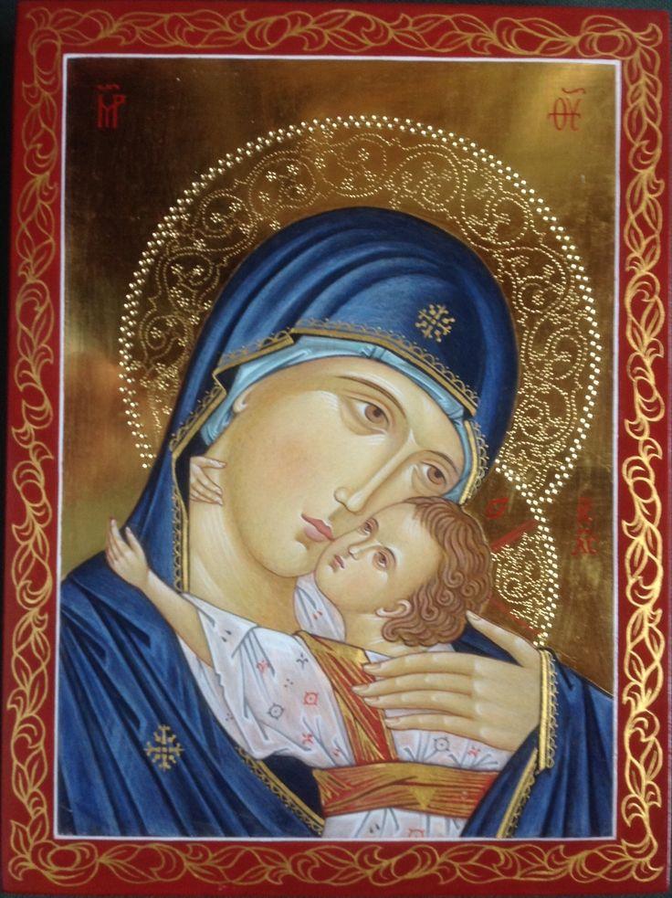 Foto: Madre di Dio della Tenerezza, 25x20 cm