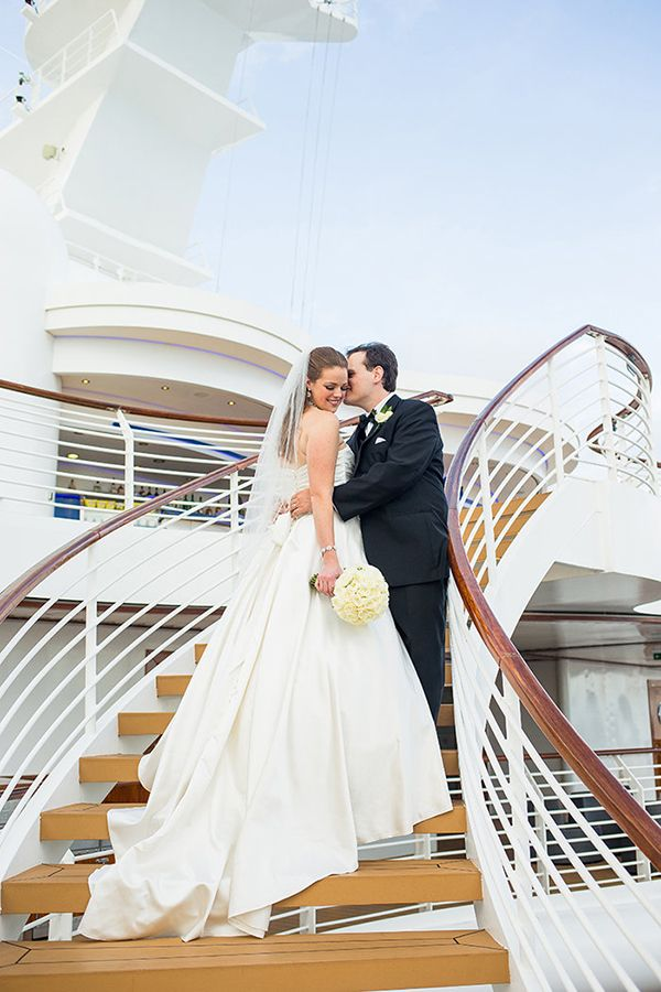 "Say ""I do"" on board or ashore with Disney Cruise Line"