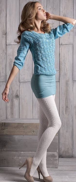 knitted fashion ♥✤ | Keep the Glamour | BeStayBeautiful