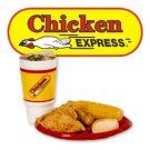 ww points and nutrition chicken express