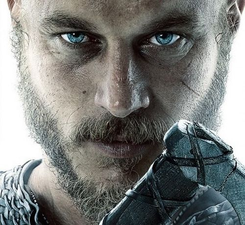 Travis Fimmel As Ragnar Lothbrok Vikings
