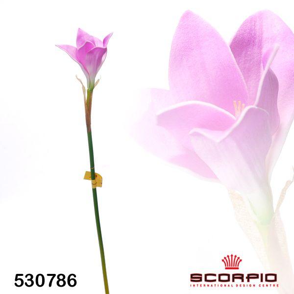 """искусственный цветок """"анемон"""", сиреневый - Цветы искусственные - SCORPIO - Магазин подарков, декора, иллюминации"""