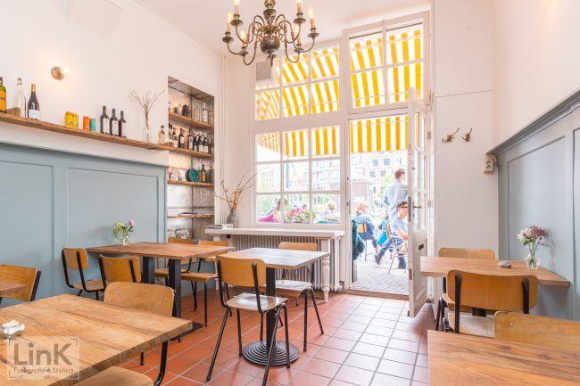 Café Margaux pareltje aan het Spaarne