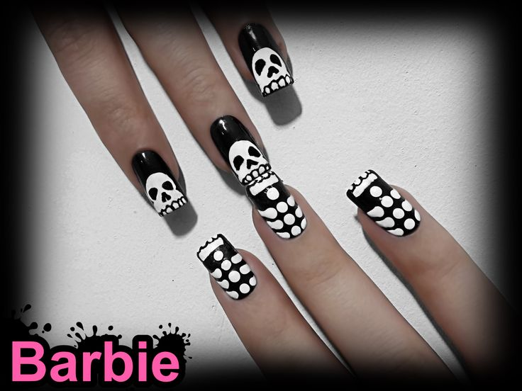 24 best Horror | Spooky | Halloween Nail Art images on Pinterest ...