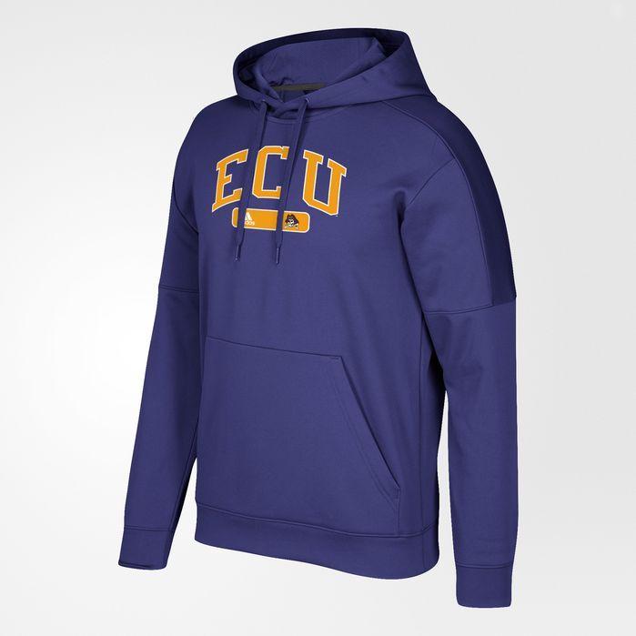 adidas East Carolina Hoodie - Mens Basketball Hoodies & Sweatshirts