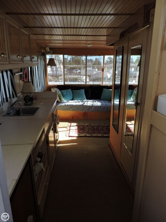 1970 Nautaline 34 Houseboat  Houseboat  Pinterest  House and Interiors