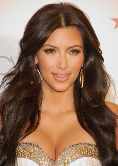 Kim K nails the art of bronzing | Make up / Beauty