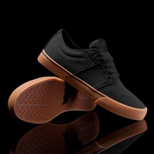 SUPRA Stacks Vulc II black gum skate shoes 65,00 € #supra #suprashoe #suprashoes #suprafootwear #suprastacks #suprastack #suprastacks2 #suprastacksII #skateshoe #skateshoes #chaussure #chaussures #shoe #shoes #sneaker #sneakers #skate #skateboard #skateboarding #streetshop #skateshop @playskateshop