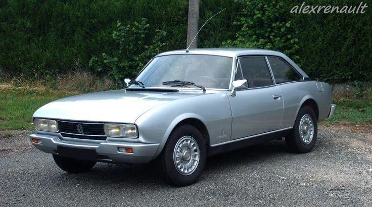 Peugeot 504 coupé V6 TI 1980