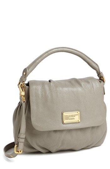 DROOL-- MARC BY MARC JACOBS 'Classic Q - Little Ukita' Shoulder Bag   Nordstrom... we will meet again friend