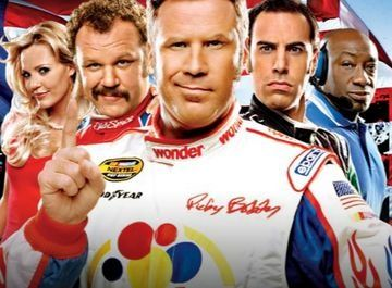 pinterest taladaga nights | Talladega Nights : The Ballad of Ricky Bobby. | Film
