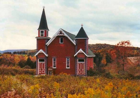 Same little red church from another angle: Summer 2014, Big Pata, Churches Cathedrals Chapels, Sing Praise, Red Church, Church Buildings, Future Vacay, Grand Canyon