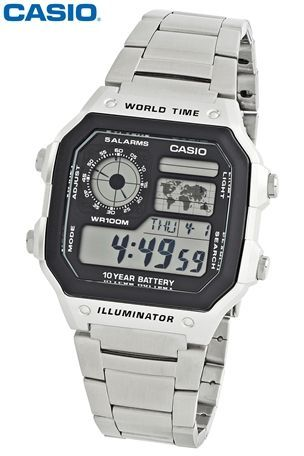 Casio® Digital Watch