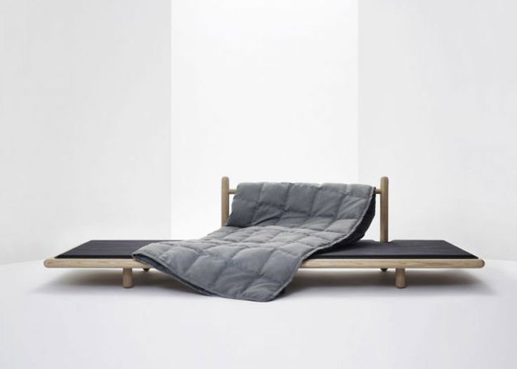 Christina Liljenberg Halstrom | Est Magazine | Wav Bed: Beds, Outdoor Furniture, Bedrooms Design, Interiors, Stil Inspiration, Furniture Design, Beddo Design, Liljenberg Halstrøm, Christina Liljenberg
