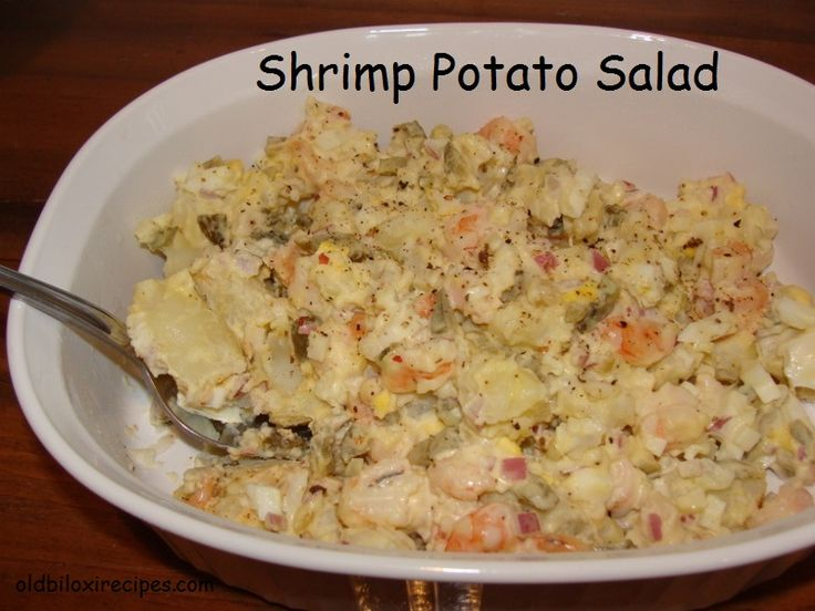 Salads on Pinterest | Cornbread salad, Deep south dish and Potato
