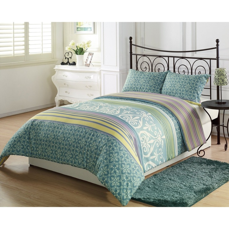 gallery for seafoam green comforter