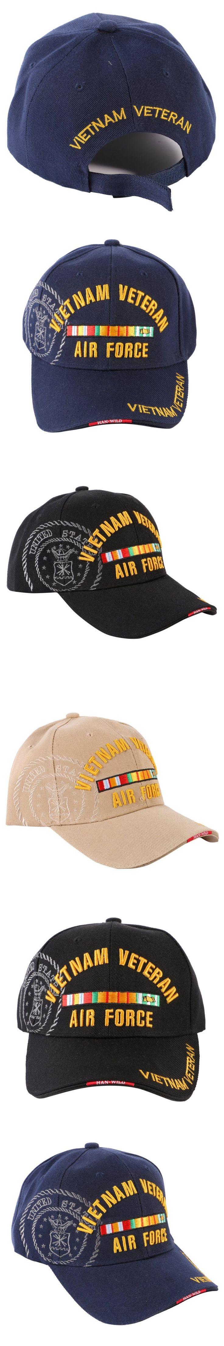 Vintage Cotton Blend Gorras Outdoor Memorable Air Force Cap Snapback Baseball Cap US Army Hats