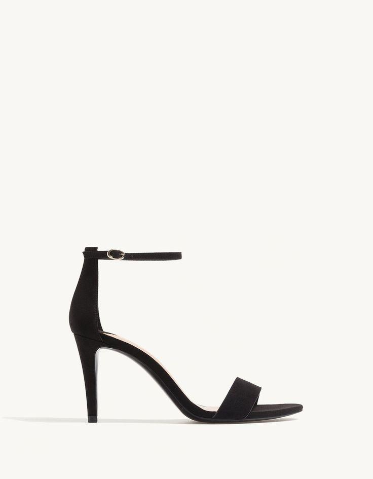 Mid-heel sandals - All | Stradivarius Hungary