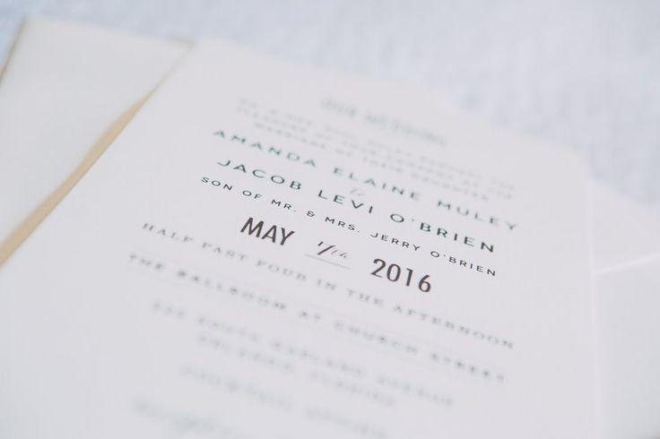Simple Wedding Invitations Pinterest: 25+ Best Ideas About Simple Wedding Invitations On
