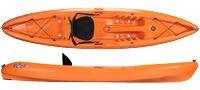 Perception Sit-on-top Kayak  Tribe 11.5