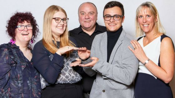 Media Production students praised for their work with local children's charity