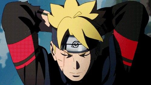 Boruto Naruto new generation Boruto in ep 1.The future Boruto
