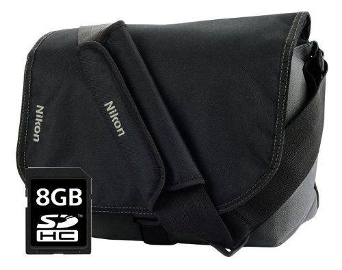 Nikon CFEU05 - Pack de maletín y tarjeta de memoria SDHC de 8 GB para cámarasréflex digitales, Negro B00DNZVOZE - http://www.comprartabletas.es/nikon-cfeu05-pack-de-maletin-y-tarjeta-de-memoria-sdhc-de-8-gb-para-camaras-reflex-digitales-negro-b00dnzvoze.html