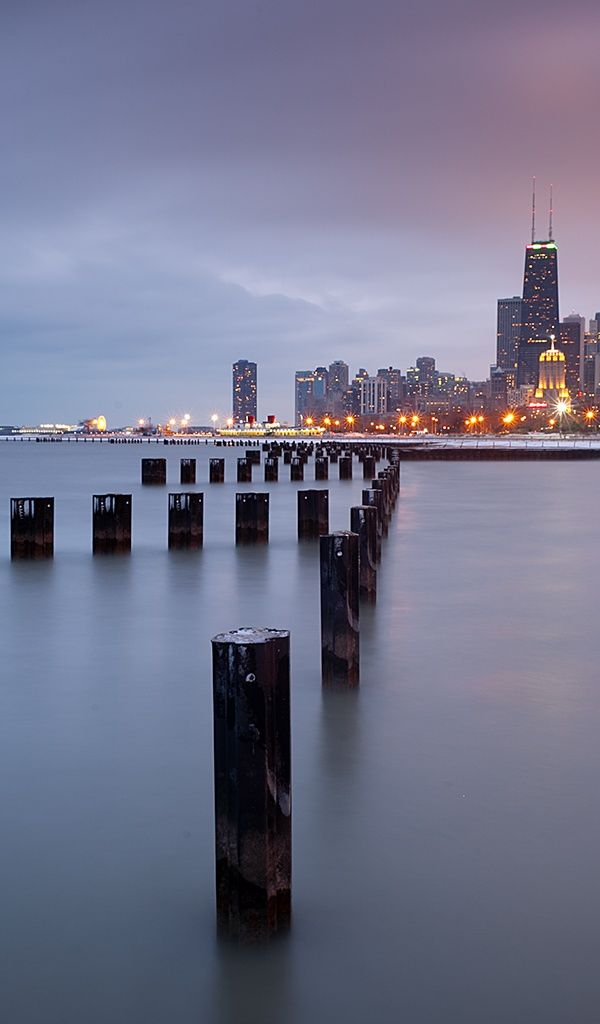 From the lake (Chicago Pin of the Day, 6/8/2014). ♥ Repinned by Annie @ www.perfectpostage.com