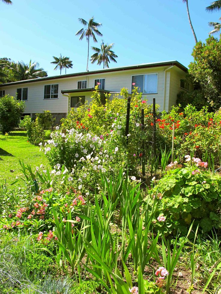 Garden @beachcomber Lodge
