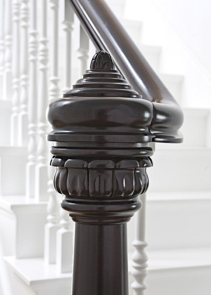www.trabczynski.com Trąbczyński  schody klasyczne ST166  / Trabczynski Classical Wooden Stairs ST166  #schodyklasyczne #woodenstairs #stairs #classicalstairs
