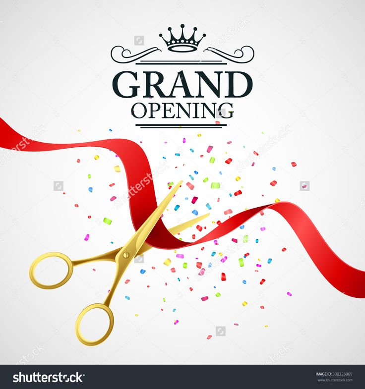 22 best Ribbon Cutting images on Pinterest Open house, Invitations - best of sample invitation letter gathering