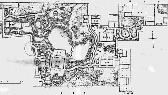 Dissertation on oriental gardening
