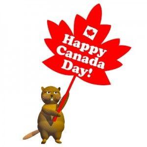 July 1st is Canada day   1 juli is Canada dag  Geniet ervan!