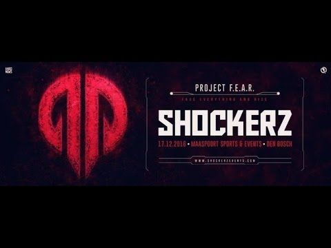 Shockerz Project - Fear 2016 | Hardsummer.nl
