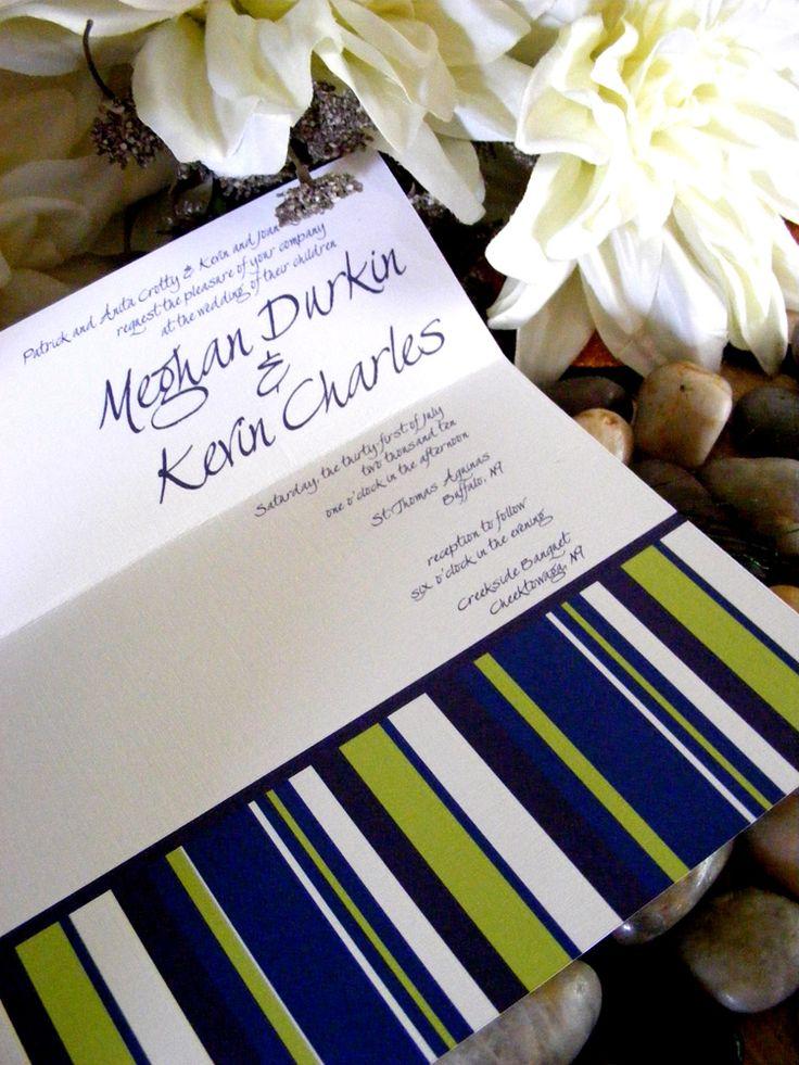navy blue and kelly green wedding invitations%0A Custom Wedding Invitations  Wedding Stationery  Wedding Preparation   Private Wedding  Wedding Motifs  Green Weddings  Vows  Blue Green  Wedding  Invitations