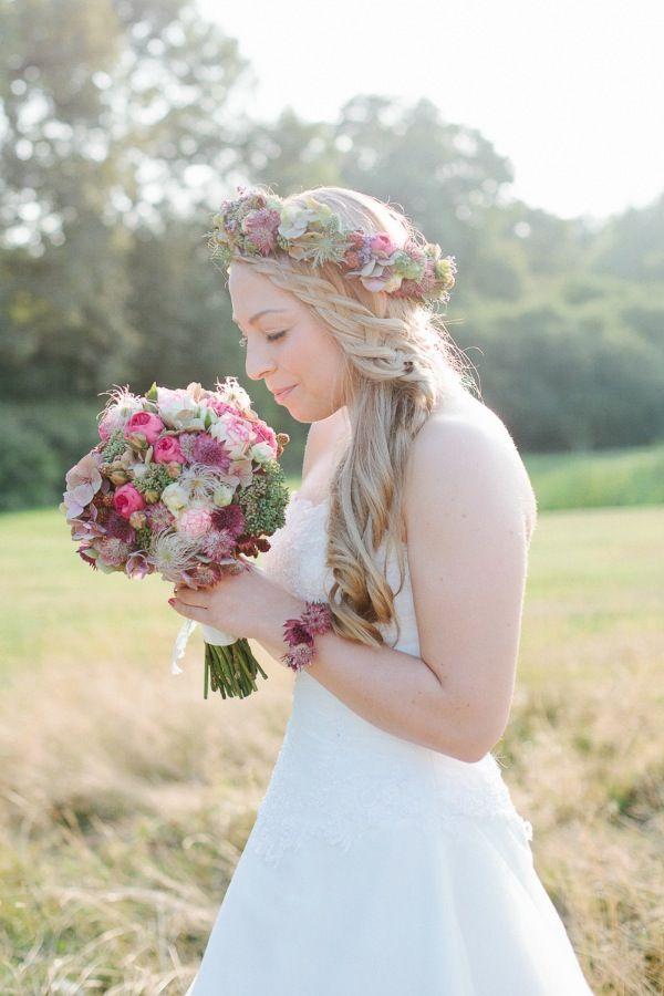 Blumenkranz von Sonja Klein