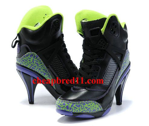 Air Jordan 3.5 High Heels winkel