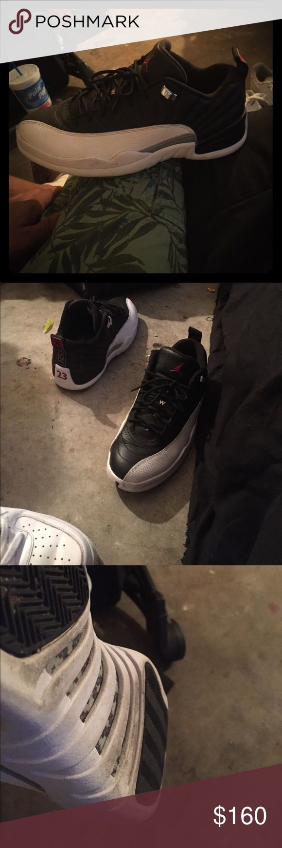 Jordan low 12s Just recently paid for them Jordan Shoes Sneakers
