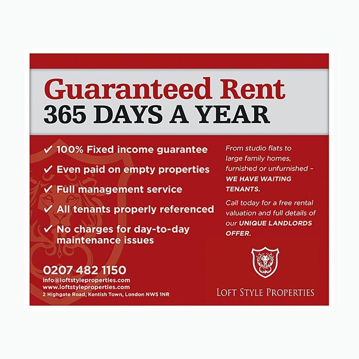 rental property flyer template - 229 best images about estate agents leaflets on pinterest